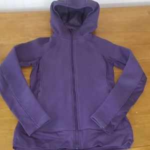 Under Armour hooded zip up